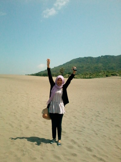gurun pasir Indonesia